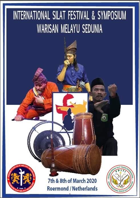INTERNATIONAL PENCAK SILAT FESTIVAL & SYMPOSIUM 2020